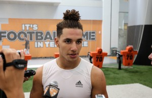 Jalen Hurd's hair has earned him national recognition from Grantland