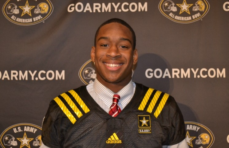 Photo via The Army All American Bowl