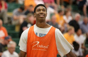Vol freshman center Kyle Alexander (Photo: Reed Carringer)