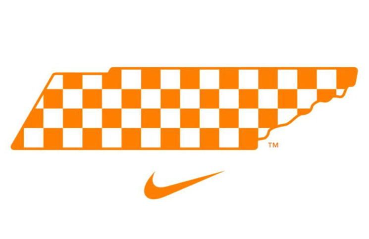 photos the ut nike shoes sell out quickly rocky top insider rh rockytopinsider com Just Do It Nike Logo Nike Logo Wallpaper
