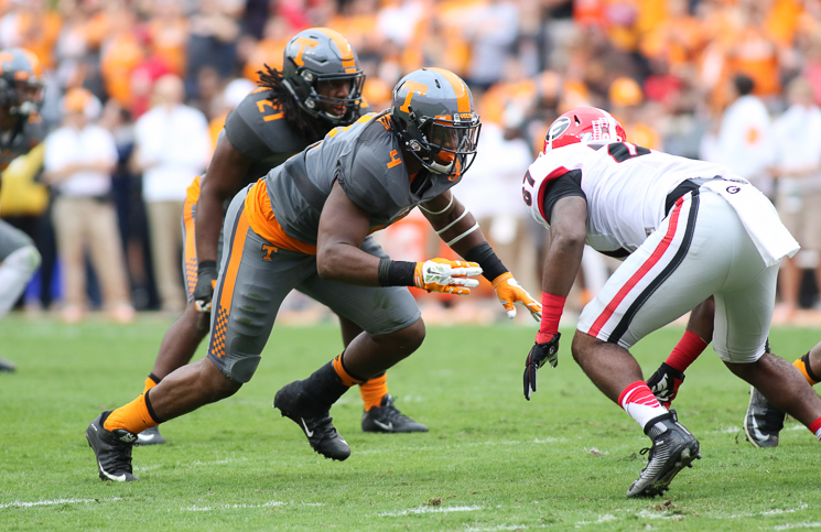 Tennessee's Jones criticizes media coverage of his program
