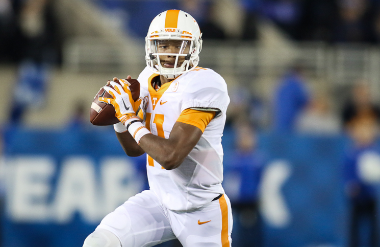 Photo By Ruth Dudley/Tennessee Athletics