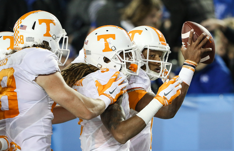 Photo By Hayley Pennesi/Tennessee Athletics