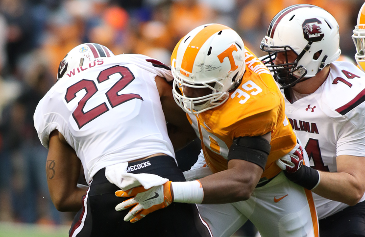 Calls for Butch Jones' job grow louder after loss to SC