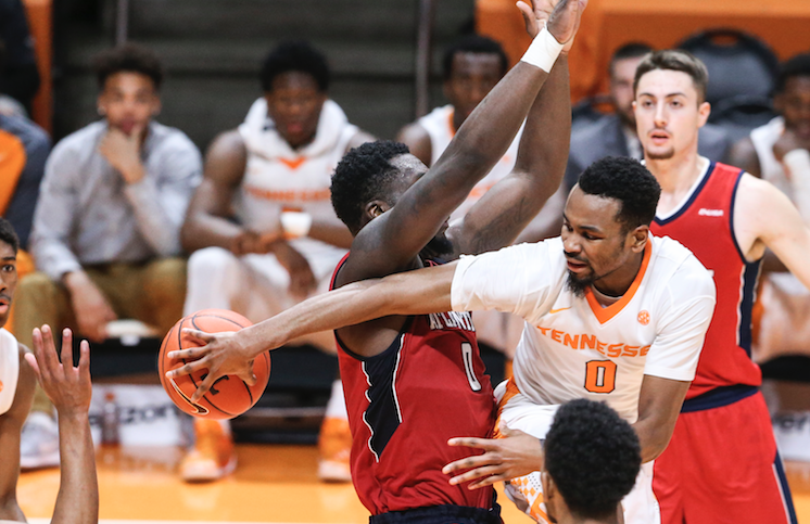 Photo By Craig Bisacre/Tennessee Athletics