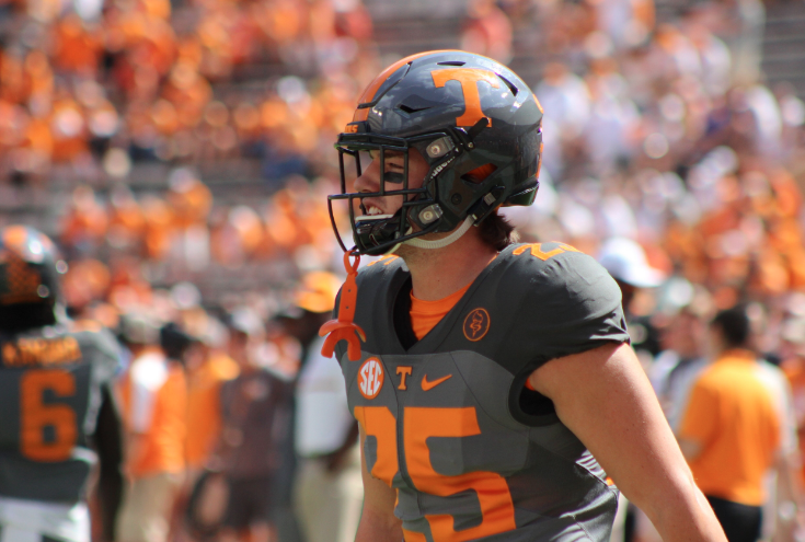 Report Tennessee Receiver Arrested For Alleged Domestic