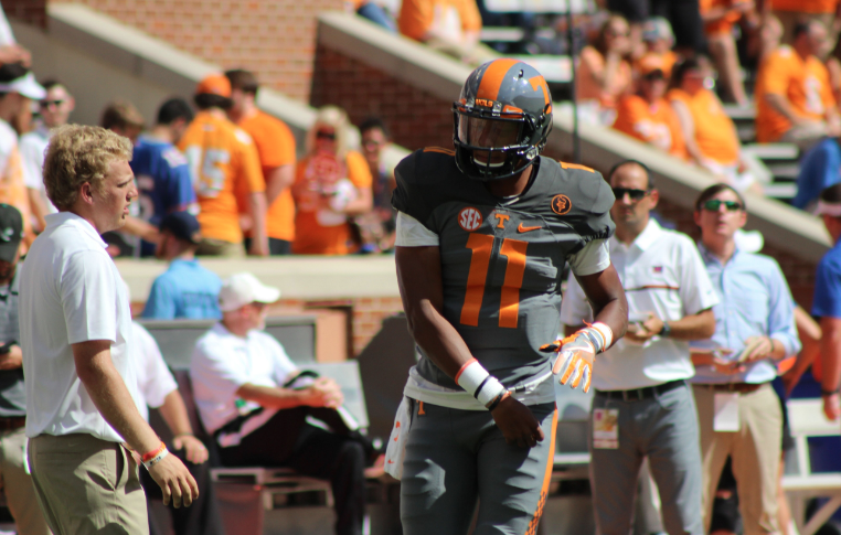 61380d30725 Josh Dobbs Fighting the Depth Chart in Pittsburgh