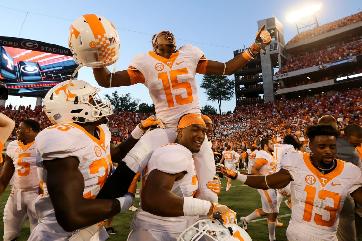 Photo Credit: Courtesy of Tennessee Athletics