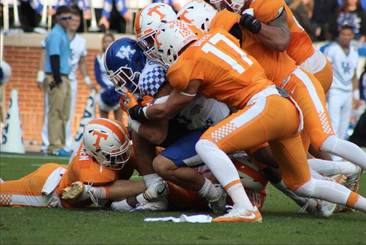 Could Kentucky Actually Beat the Vols in Football?   Rocky Top Insider