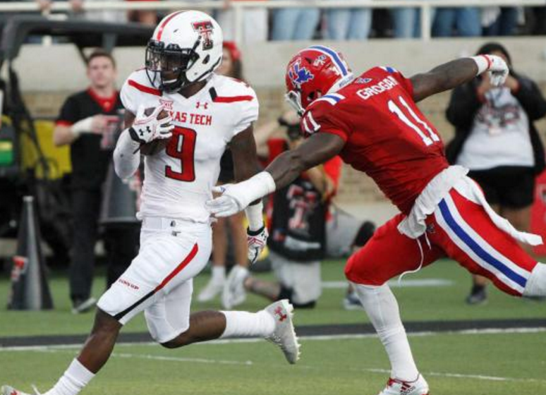 Vols In Top 10 For Transfer Wide Receiver