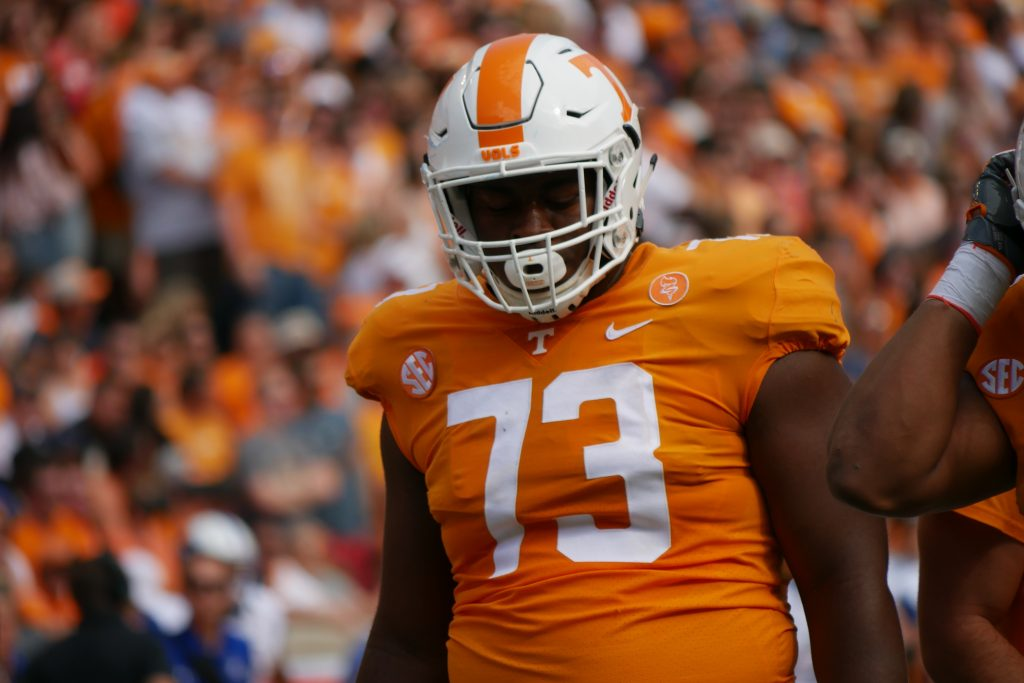 Vols' Smith returns after treatment for blood clots in lungs