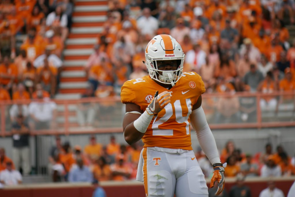 Vols' Todd Kelly Jr. addresses 'rumors' about hospital visit