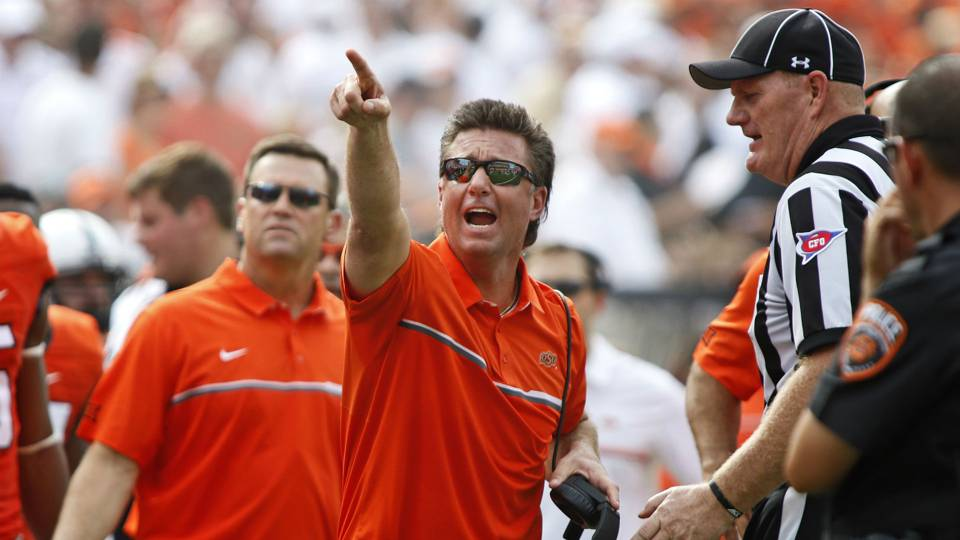 Mike Gundy to stay at OSU