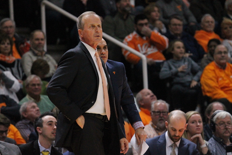 Vol hoops remains in AP Top 25 for 8th straight week