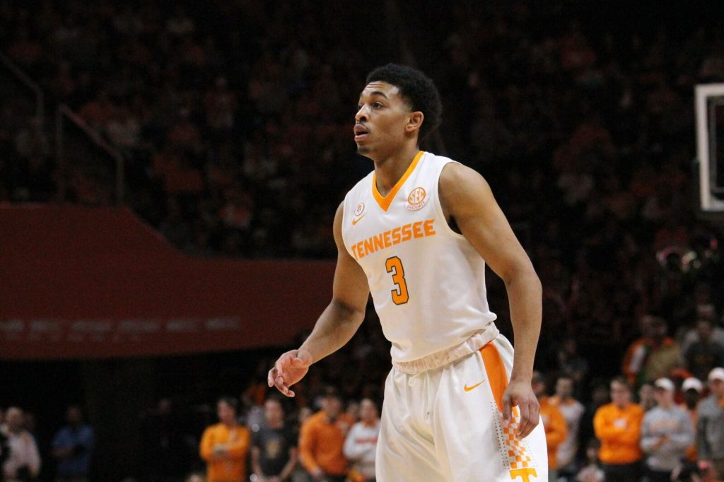 Tennessee Vols beat LSU in 7th win of last 8 games
