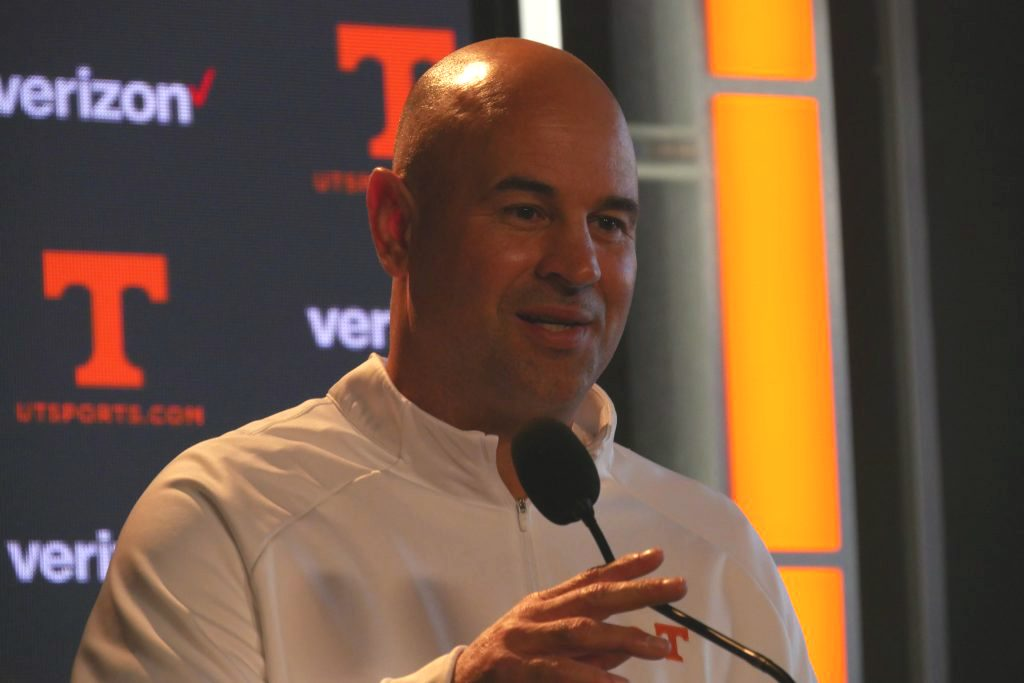 Sleep not on Jeremy Pruitt's to-do list while rebuilding Tennessee football