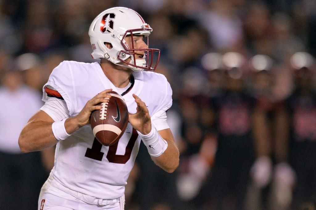 Tennessee lands former Stanford starting QB Keller Chryst