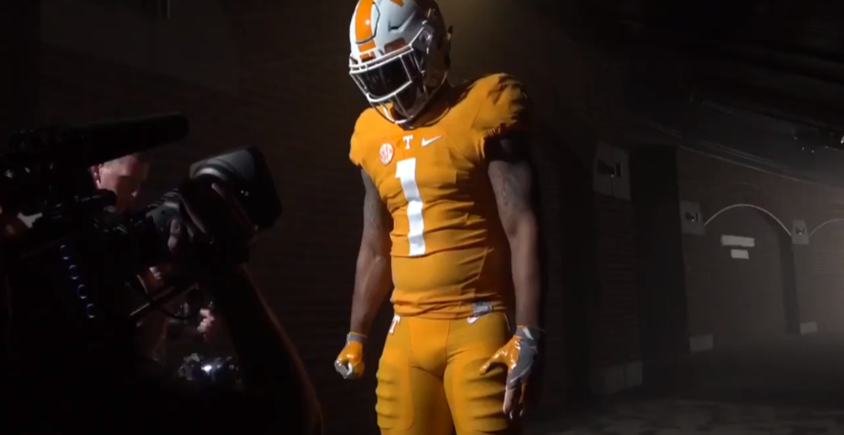 best sneakers 8b573 ea29f Are Vols Going Old School with Uniforms This Year? | Rocky ...