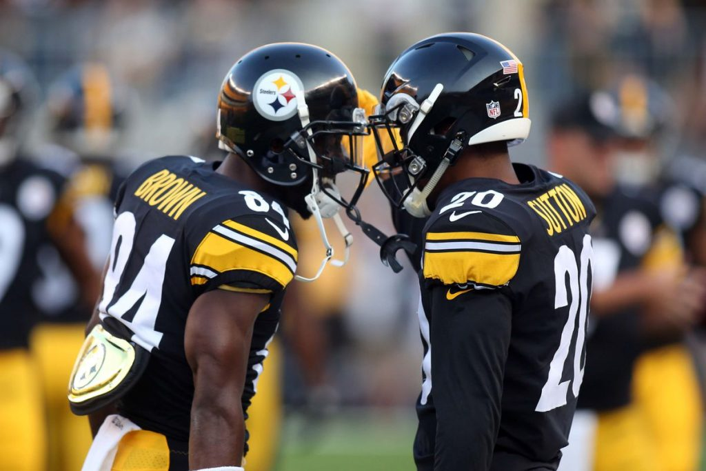 Steelers fail to hold 14-point fourth quarter lead/Tie Browns
