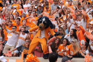 Tennessee Football Homecoming