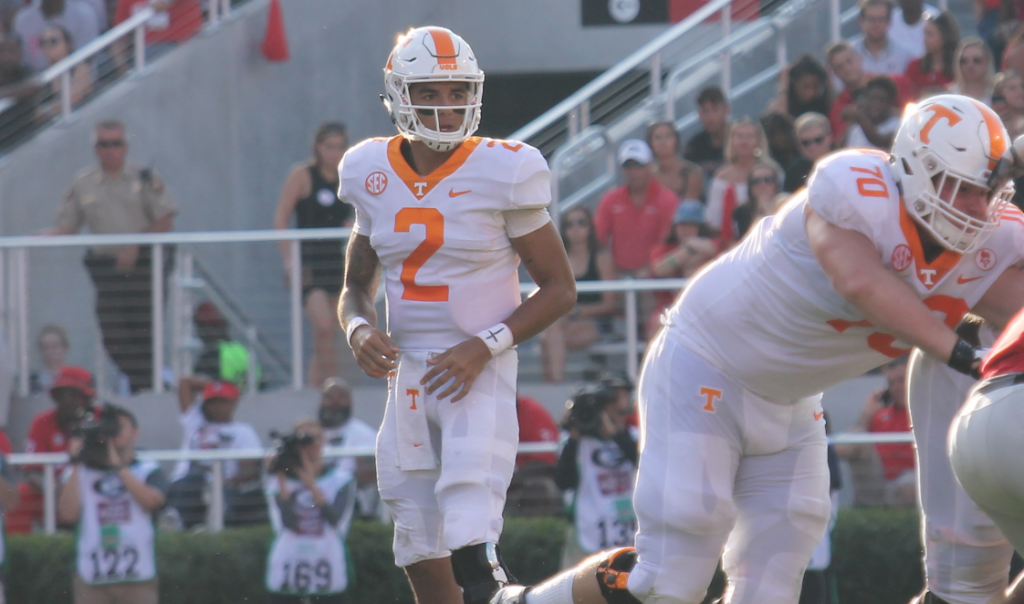 2f38526e 2019 Spring Position Preview: Quarterbacks | Rocky Top Insider