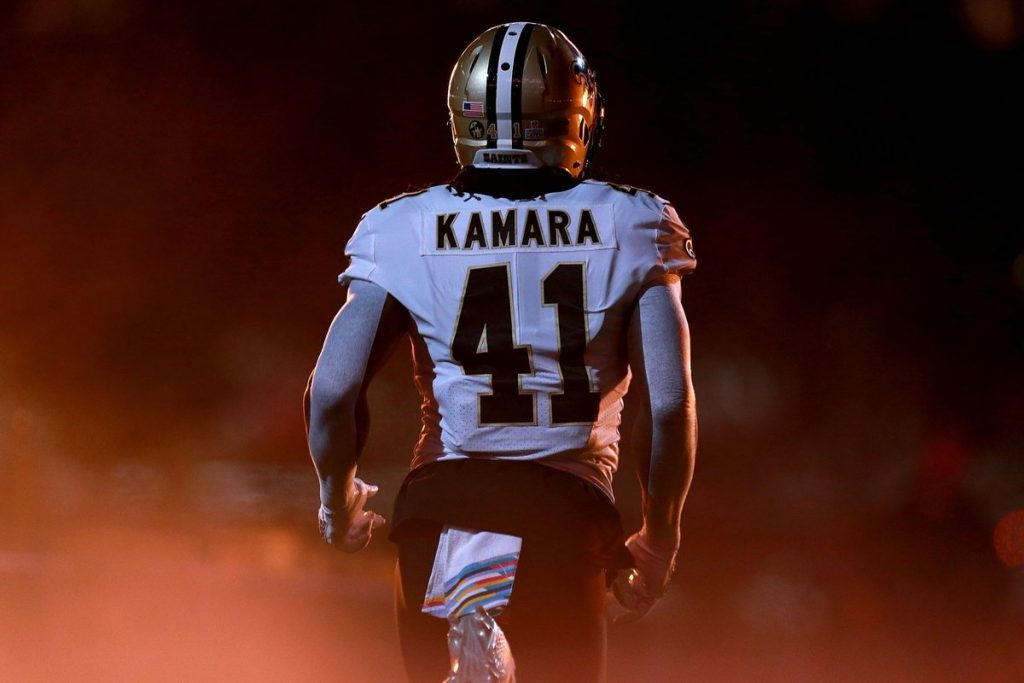 purchase cheap 02792 90792 Former Vol Alvin Kamara Makes History...Again | Rocky Top ...