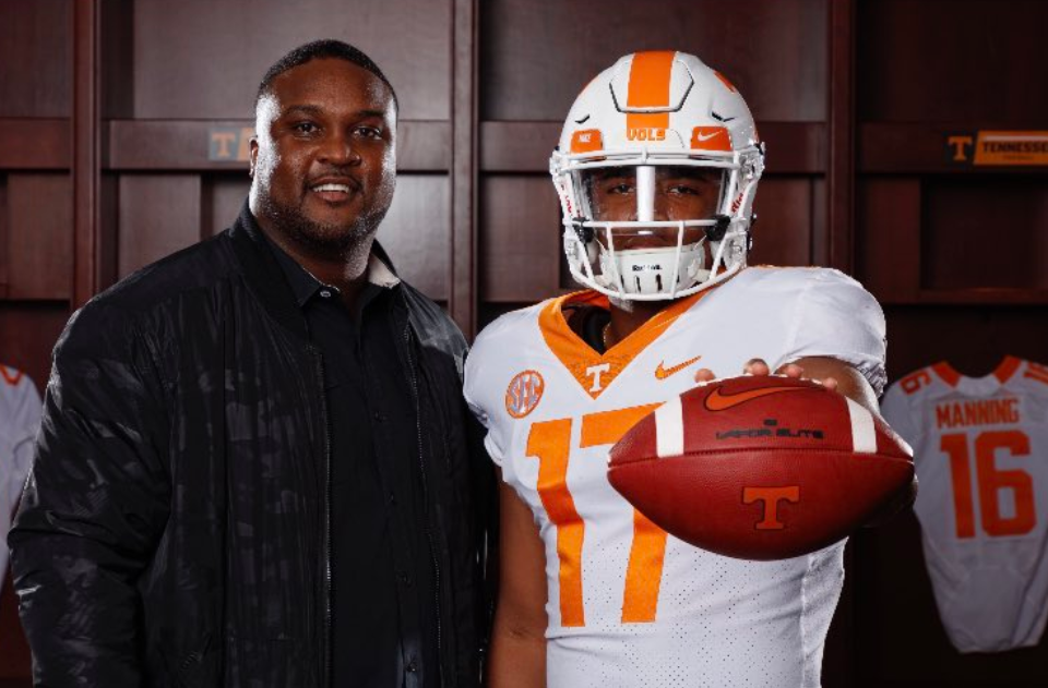 8cfb5858dfb Recruits React to Visits to Knoxville over the Weekend