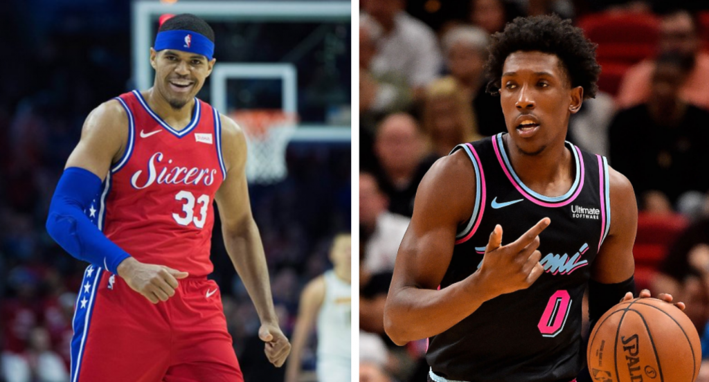 huge discount f3e0f d8a10 Two Former Vols Make Big Moves in NBA Free Agency | Rocky ...