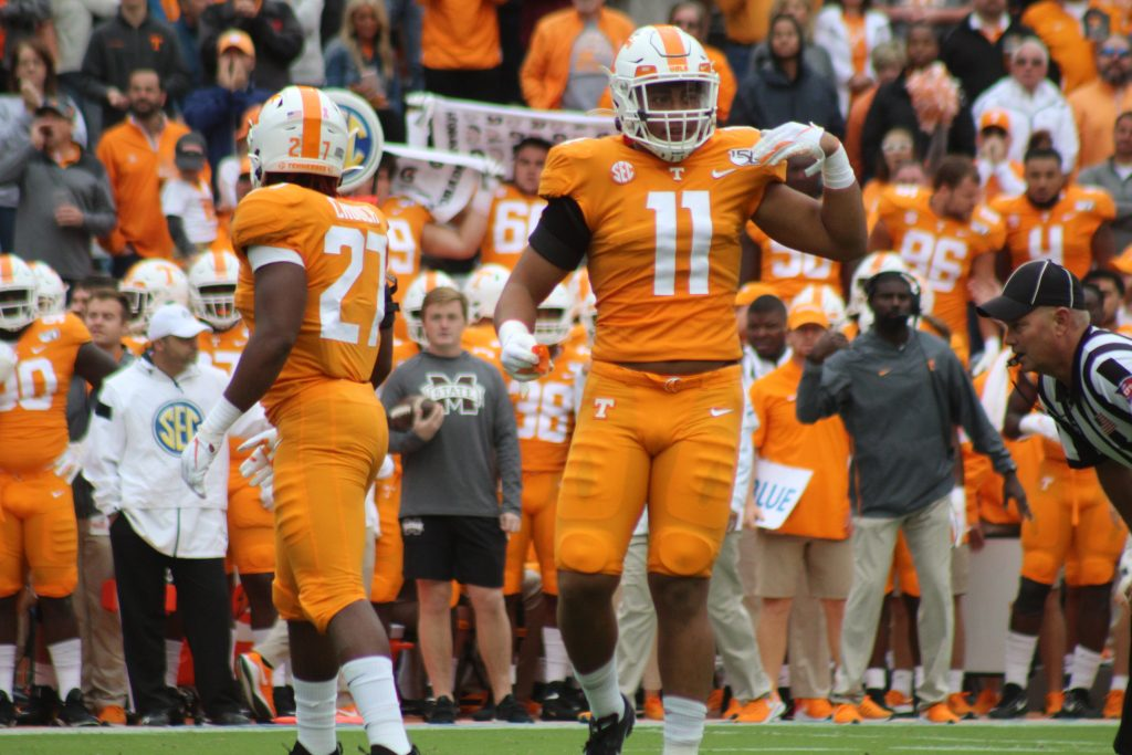 Uniform update Tennessee: Vols prep for final season with Adidas
