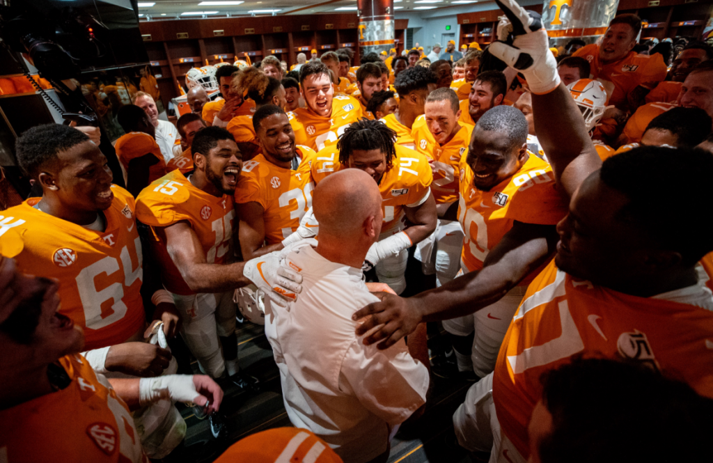 Post-Game Reaction: Vols Send Muschamp Home Disappointed | RTI