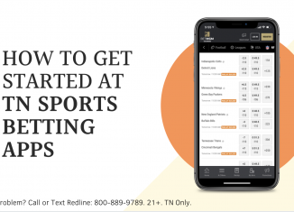 Get Started TN Sports Betting Apps