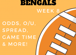 Tennessee Titans vs Bengals Odds