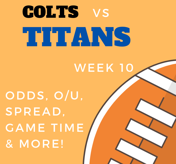 Titans betting odds betting stakes each way lucky