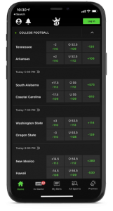 Tennessee Sports Betting App