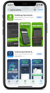 Tennessee online sports betting app store